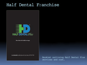 Half Dental Plus booklet